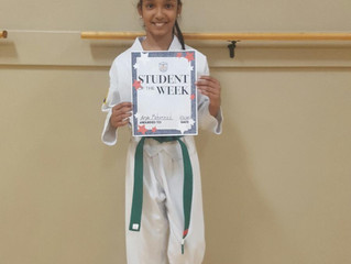 Student of the Week - Anya Mohammad