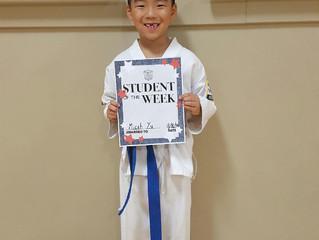 Student of the Week - Micah Yu