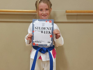 Student of the Week - Paige Wagner