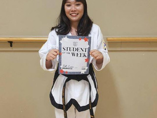 Student of the Week - Pat Carter
