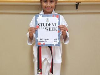 Student of the Week - Ishnita Agarwal