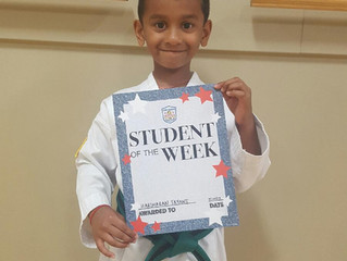 Student of the Week - Hariharan Jayant