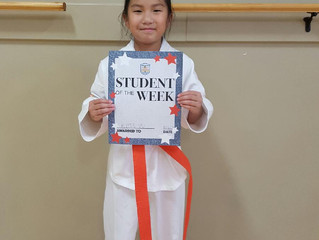 Student of the Week - Kate Vu