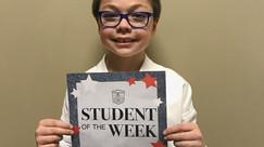 Student of the Week - Adrian Wente