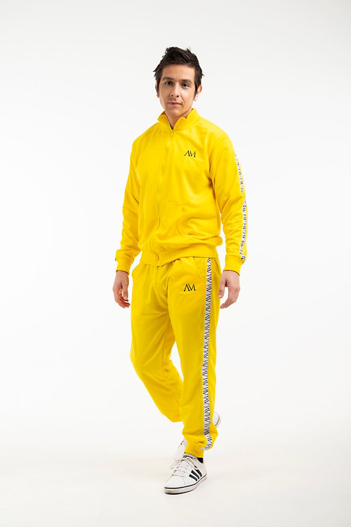Tracksuit from the Agatha Moreno Active Sport - Yellow