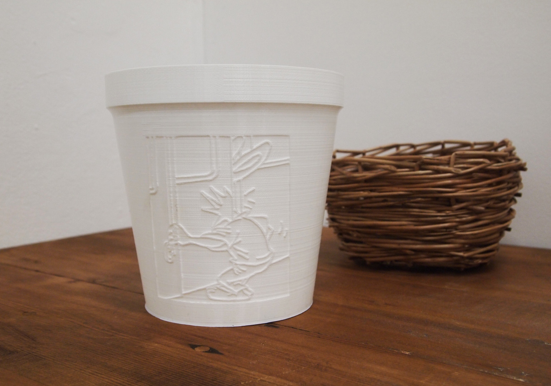 Pot and Basket