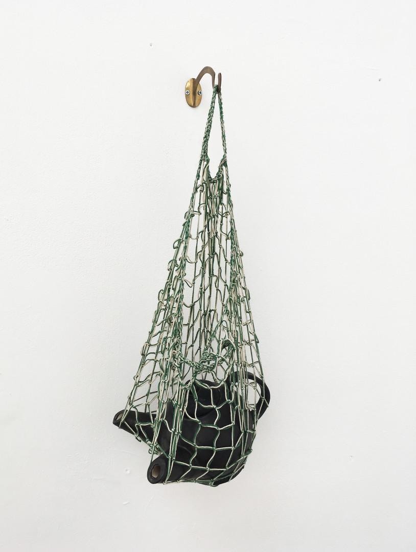 Teapot in Net Bag