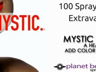 Over 100 Spray Tans in June
