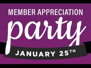 Planet Beach Member Appreciation Party