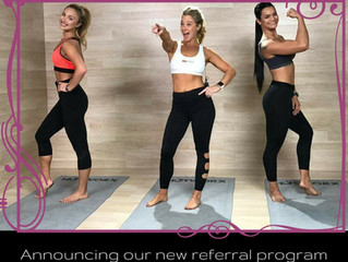 New Spa Referral Program Starting Today