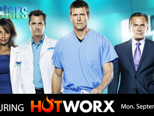 Hot Worx Hot Yoga featured on The Doctors