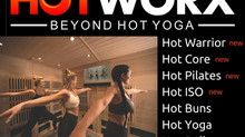 New Hot Worx and Hot Yoga Programs