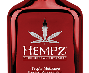 Holiday Hempz lotion now available