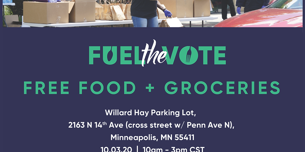 Fuel the Vote - Minneapolis