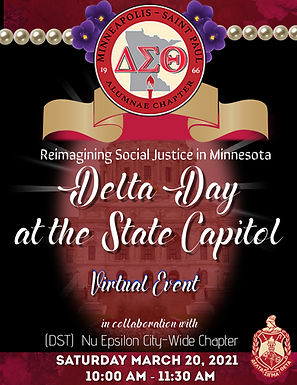 Delta Day at the State Capitol