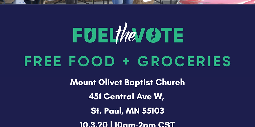 Fuel the Vote - St. Paul