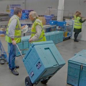 olivo konteyner kuru buz taşıma