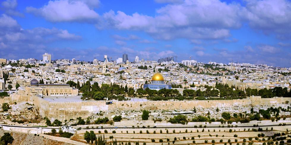 Evening Honoring Israel!  2021
