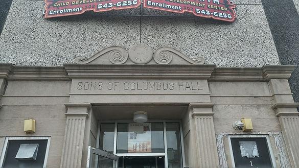 Sons of Columbus Hall Wilmington