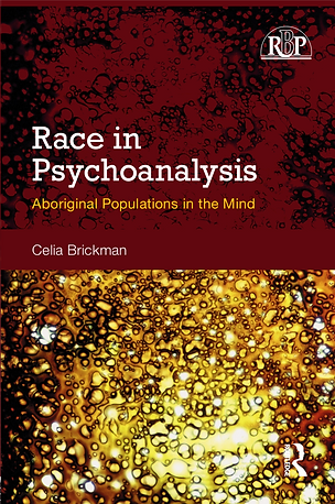 Race in Psychoanalysis front cover.png