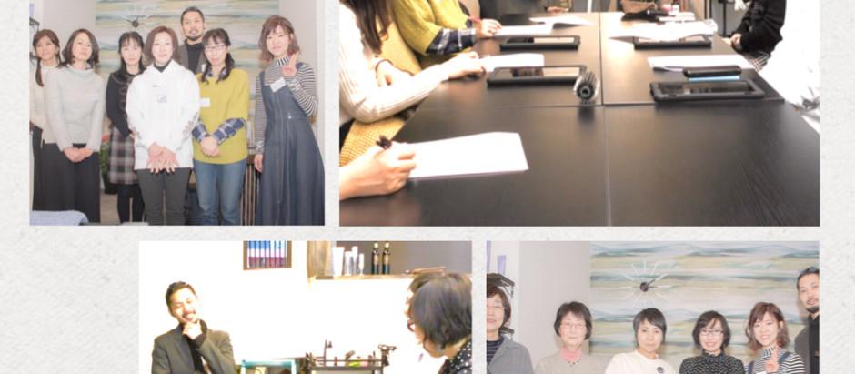 第一回講習会が開催されました。