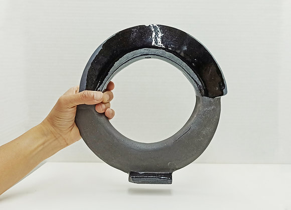 Wheel Black Soliflower