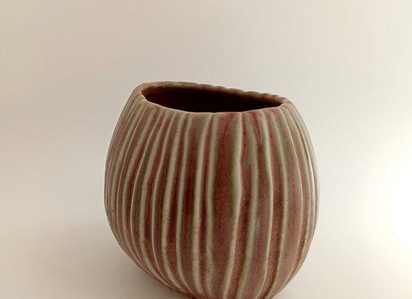 Zen V-Oval Vase