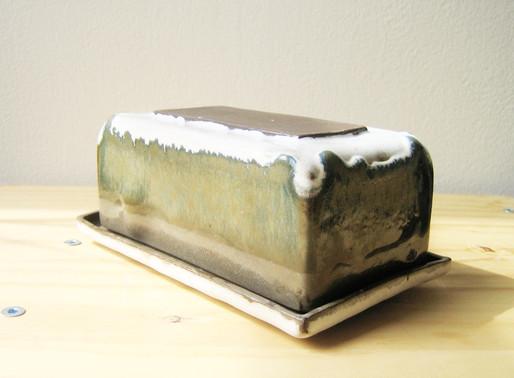 Mantequillero de Rémi / Le beurrier de Rémi / Rémi's butter dish