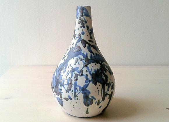 Metal Explosion Vase