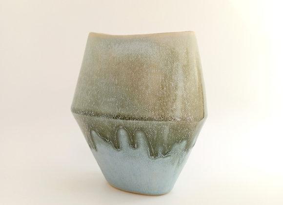Earthy Oval-R Vase