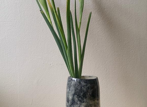 Oxide Cylinder Vase