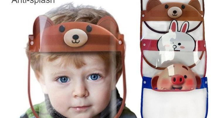 Kids Animal Face Mask- 4 mask $20.00