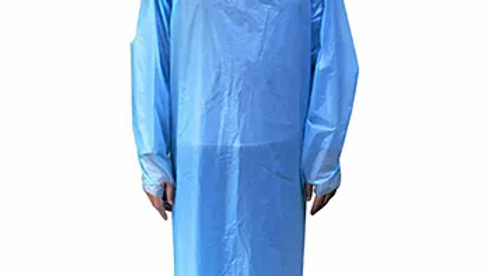 15 gowns per case-Isolation Gown Level 1