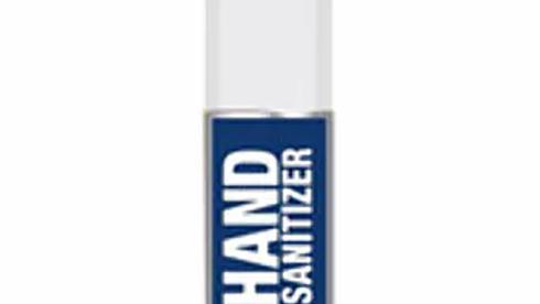 1200-Pocket-Size Hand Sanitizer, Spray