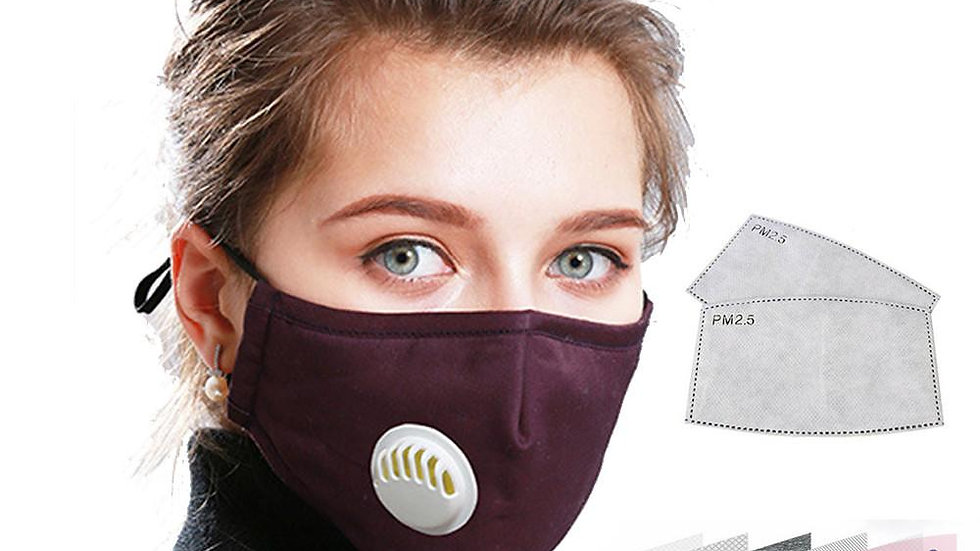 Anti Pollution N95 Mouth Mask Bulk 100 pieces