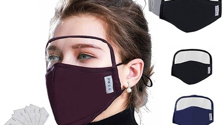 Wind Proof Face Mask