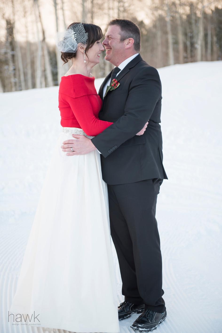 Jim + Alison's Beaver Creek Wedding