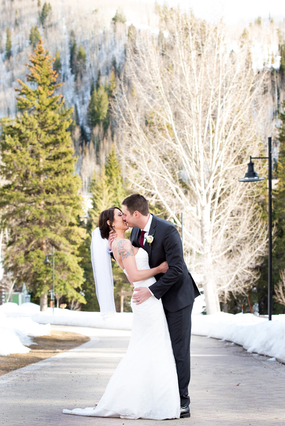 Robert and Jamie's Vail Elopement