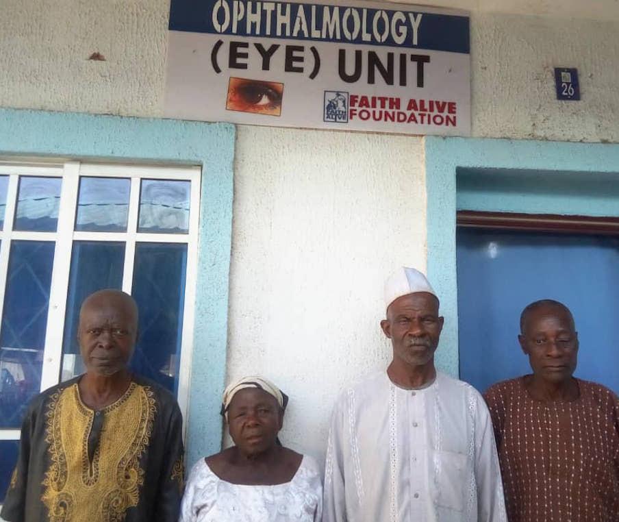 Ophthalmology Eye Unit