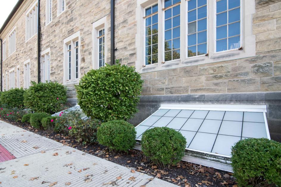Courtyard at North United Methodist Church