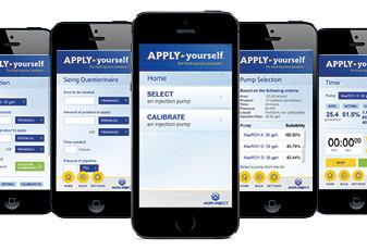 Agri-Inject App