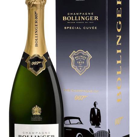 BOLLINGER 007 Edición limitada