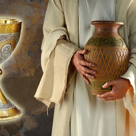 El VINO en tiempo de JESÚS
