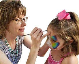 Maryland Face Painter