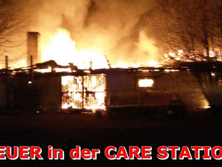 +breaking news+ Animal Care Austria in Kiskulancháza / Ungarn abgebrannt