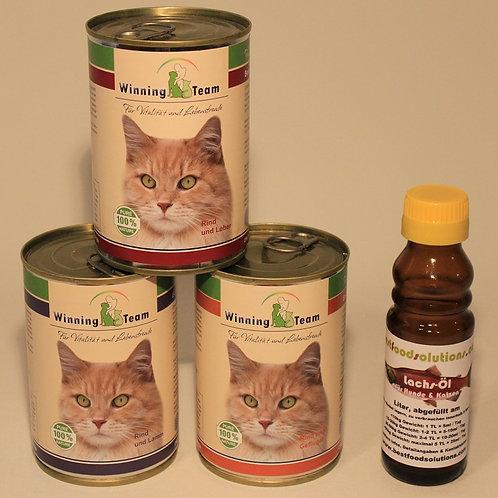 Probe-Package groß für Katzen (TEST-AKTION)