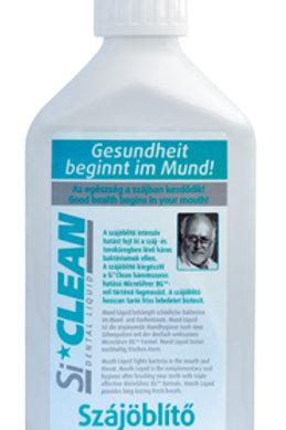 Si*CLEAN antibakterilles Mundliquid