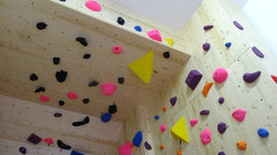 Kletterhalle / Boulderhalle