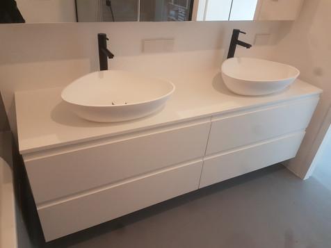 Badezimmer - Doppelwaschtisch