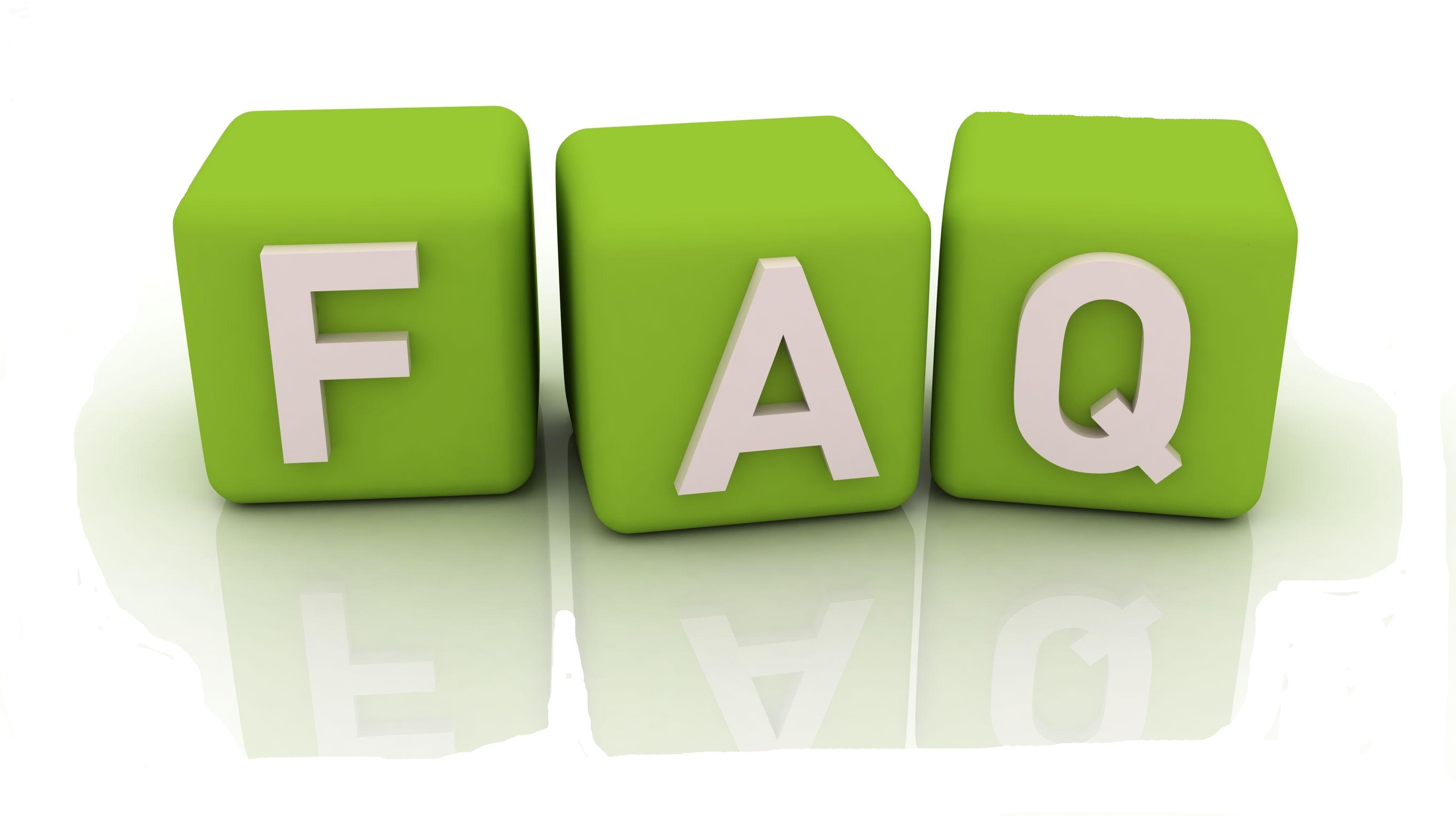 Infos / FAQs
